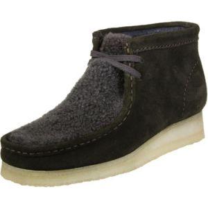 Clarks Originals Wallabee W chaussures olive marron 38,0 EU