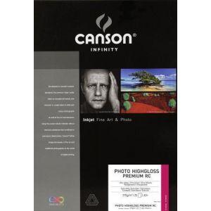 Canson 25 feuilles papier photo Premium RC Highgloss 315g (A3)