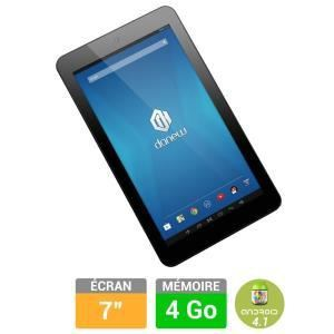 "Danew DanDSlide 710 - Tablette tactile 7"" sous Android"