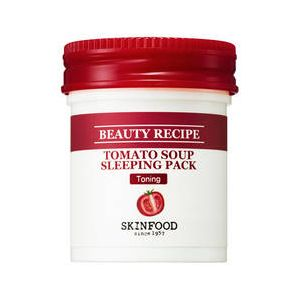 Beauty Recipe Tomato Soup Sleeping Pack - Masque de nuit
