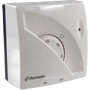 Thermador Thermostat d'ambiance mécanique 230 V