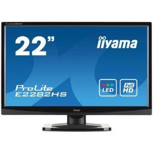 """iiyama ProLite E2282HS-1 - Ecran LED 22"""""""