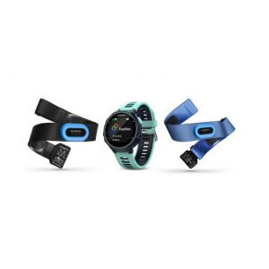 Garmin Forerunner 735XT Tri Bundle (HRM Tri/Swim) - Montre GPS multisports