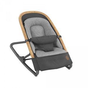 Bébé Confort Transat Kori essential graphite Graphite - Taille Taille Unique