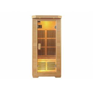 CATIA II - Sauna infrarouge 1 place Gamme Carbone