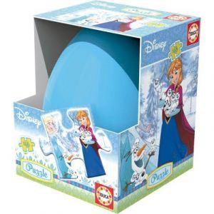 Educa Oeuf La Reine des Neiges - Puzzle 48 pièces