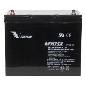 Vision Batterie solaire V708921 AKKUS