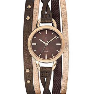 Go Girl Only 698578 - Montre pour femme avec bracelet en cuir
