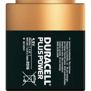 Duracell Plus 3LR12 4.5V pile alcaline