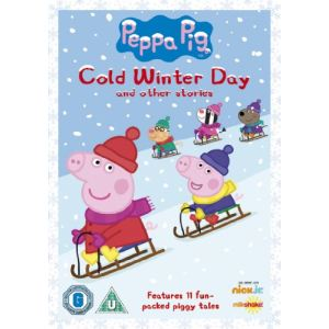 Peppa Pig - Volume 9 : Cold Winter Day and other stories