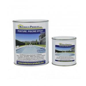 Matpro Peinture Piscine Epoxy Blanc 2.5 Kg Blanc