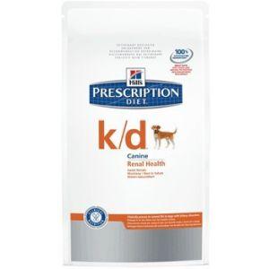Hill's Prescription Diet k/d canine - Sac 12 kg