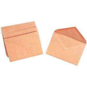 Gpv 1063 - Enveloppes, C6, 114 x 162 mm, gommé, bulle