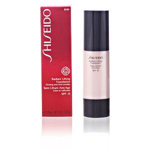 Shiseido B40 Natural Fair Beige - Teint liftant anti-âge SPF 15