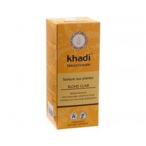 Khadi Teinture aux plantes Blond clair
