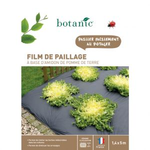 Nortene Film de paillage biodégradable 1,40x5 m