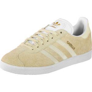 Adidas Gazelle chaussures Femmes beige T. 41 1/3