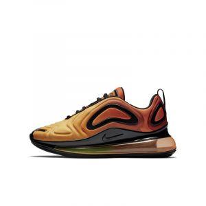 Nike Chaussure Air Max 720 pour Jeune enfant/Enfant plus âgé - Orange - Couleur Orange - Taille 36.5