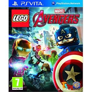 Lego Marvel Avengers (new) [PS Vita]