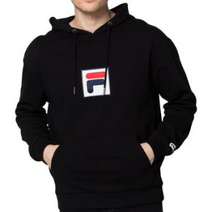 FILA Sweat-shirt Sweat Shawn Hodded Noir - Taille EU S,EU M