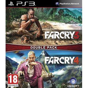 Far Cry 3 + Far Cry 4 [PS3]