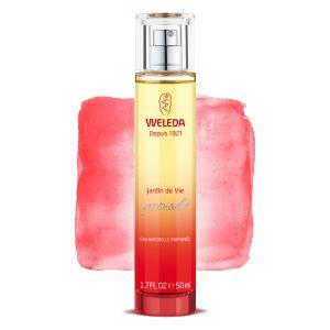 Weleda Jardin de Vie Grenade - Eau naturelle parfumée pour femme