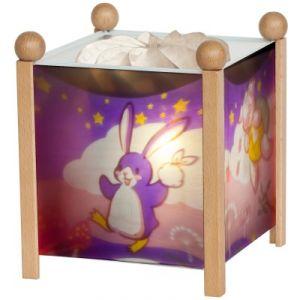 Trousselier Lanterne magique Lapingouin