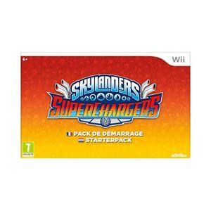 Pack de démarrage Skylanders Superchargers sur Wii