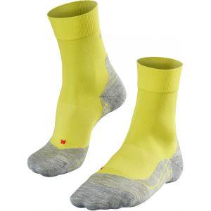 Falke RU4 - Chaussettes course à pied Homme - jaune EU 46-48 Chaussettes course à pied
