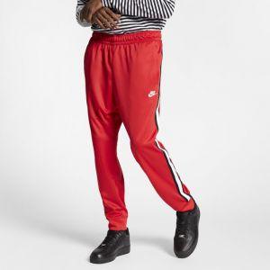 Nike Pantalon de jogging Sportswear pour Homme - Rouge - Couleur Rouge - Taille S