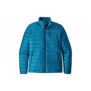 Image de Patagonia Men's Down Sweater Jacket balkan blue