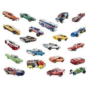 Mattel Hot Wheels - Coffret 20 voitures