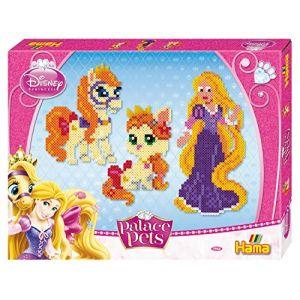 Hama 4000 Perles à repasser Les Princesses Disney Palace Pets