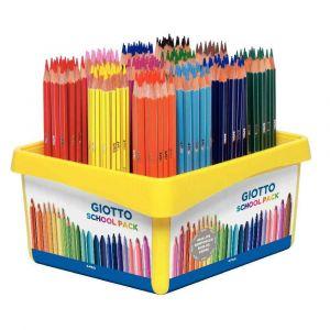 Omyacolor Crayons de couleur Stilnovo assortis - Classpack de 192