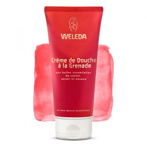 Weleda Grenade - Crème de douche éveil des sens