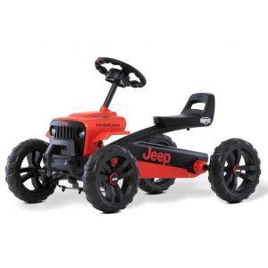 Berg Toys Kart à pédales JEEP Buzzy Rubicon 2 à 5 ans