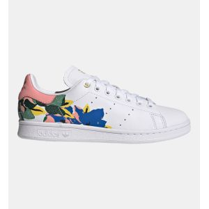 Adidas Stan Smith cuir Femme-36 2/3-Blanc Rose Or
