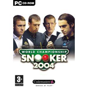 World Championship Snooker 2004 [PC]