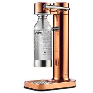 Aarke Carbonator II - Rose cuivré - Machine à soda et eau gazeuse