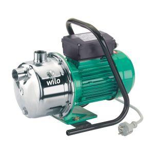 Wilo Jet WJ202X - Pompe surface monocellulaire auto-amorçante mono eau claire