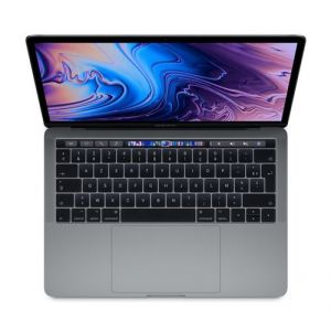 Apple MacBook Pro 13.3'' Touch Bar 2 To SSD 16 Go RAM Intel Core i7 quadricoeur à 2.7 GHz Gris sidéral
