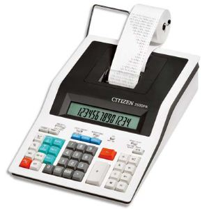 Citizen Systems 350DPA - Calculatrice imprimante professionnelle 14 chiffres