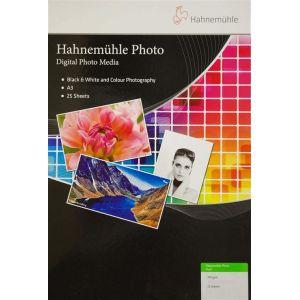 Hahnemühle Papier Photo 310g A3 25 F Pearl