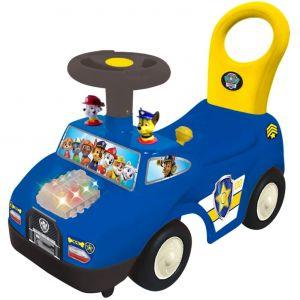 Kiddieland Porteur voiture de Police Chase Ride