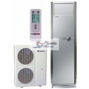 gree climatiseur r versible colonne gva48ah 12500w a comparer avec. Black Bedroom Furniture Sets. Home Design Ideas