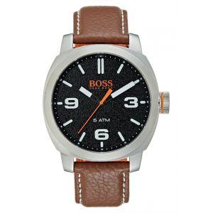 Hugo Boss 1513408 - Montre pour homme avec bracelet en acier