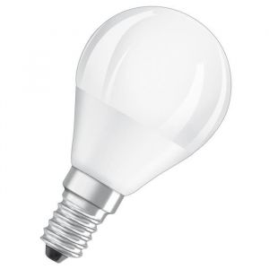 Osram Lot de 1 Ampoule LED STAR+ Active & Relax E14 - 5W équivalent 40W - Forme sphérique - Du blanc chaud 2700K au blanc froid 4000K avec un simple interrupteur
