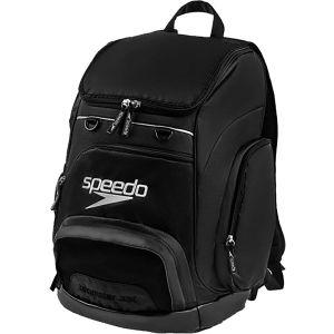 Speedo T-KIT Teamster Sac à Dos XU Noir/Noir