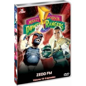 Power Rangers : Mighty Morphin' - Volume 18