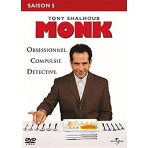 Monk - L'intégrale Saison 5